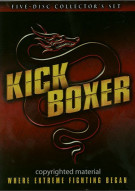Kick Boxer: 5 Disc Collectors Set Movie