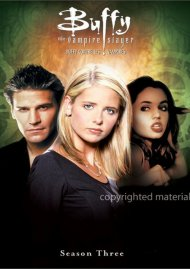 Buffy The Vampire Slayer: Season Three Movie