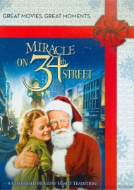 Miracle On 34th Street: 65th Anniversary Movie