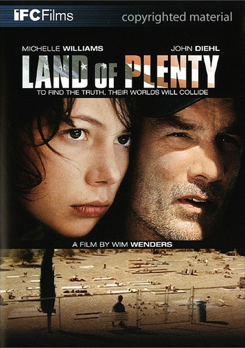 Land Of Plenty Movie