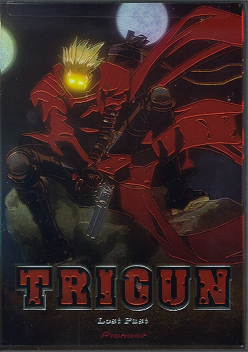 Trigun 2: Lost Past Movie