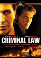 Criminal Law Movie