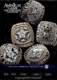 NFL Americas Game: Dallas Cowboys Movie