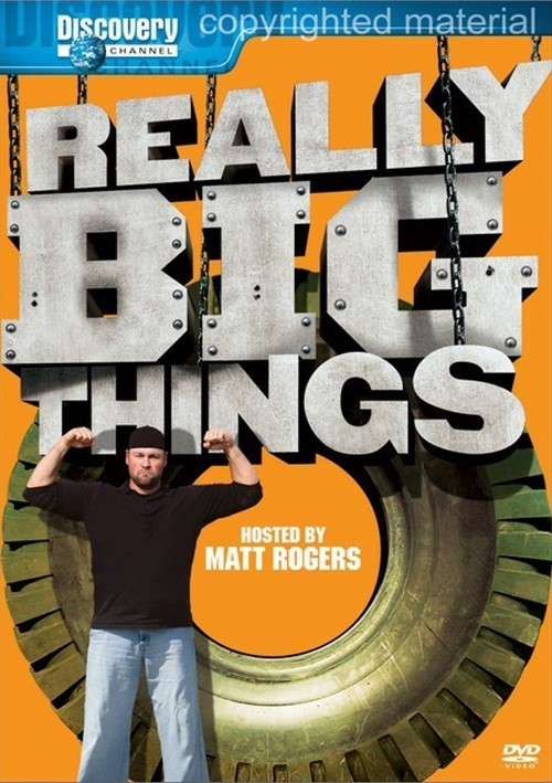 Really Big Things Movie