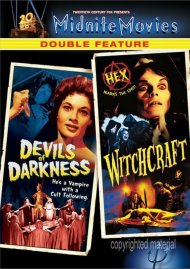 Devils Of Darkness / Witchcraft (Double Feature) Movie