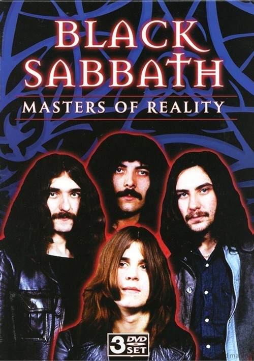 Black Sabbath: Master Of Reality Movie