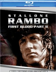 Rambo: First Blood Part II Blu-ray