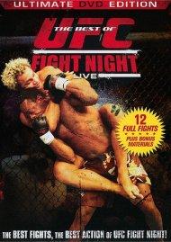 UFC Best Of Fight Night Movie