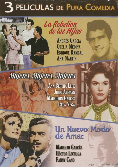 3 Peliculas: Pura Comedia Movie