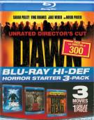 Horror Starter Pack Blu-ray