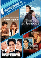 4 Film Favorites: Hugh Grant Movie