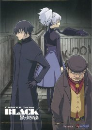 Darker Than Black Starter Set Movie
