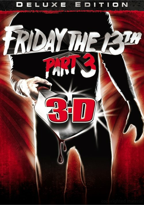 Friday The 13th: Part 3 - 3D Deluxe Edition Movie