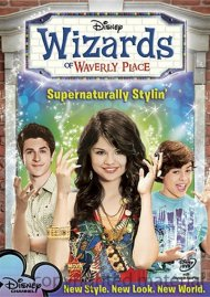 Wizards Of Waverly Place: Supernaturally Stylin Movie