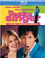 Wedding Singer, The: Totally Awesome Edition Blu-ray