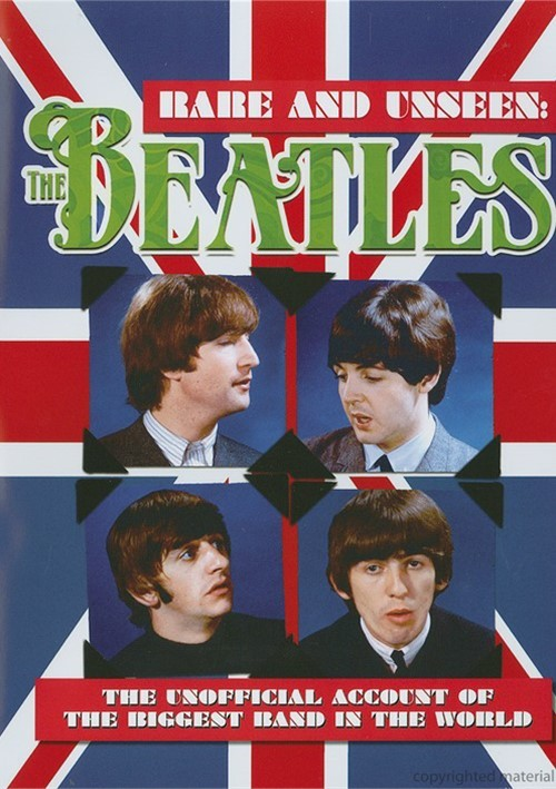 Rare & Unseen: The Beatles Movie