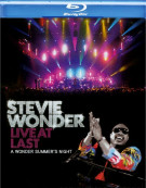 Stevie Wonder: Live At Last Blu-ray