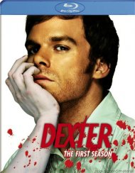 Dexter: Seasons 1 - 3 Blu-ray