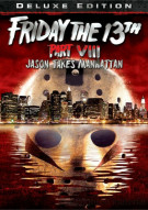 Friday The 13th: Part VIII - Jason Takes Manhattan - Deluxe Edition Movie
