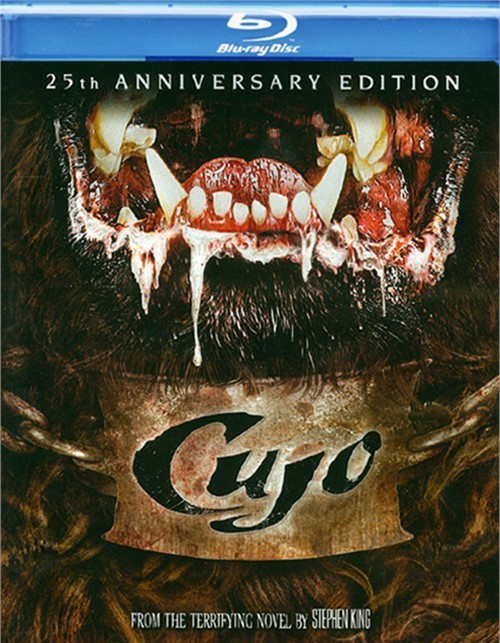 Cujo: 25th Anniversary Edition Blu-ray