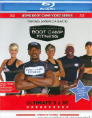 Jay Johnsons Boot Camp Fitness: Ultimate 3X30 Blu-ray