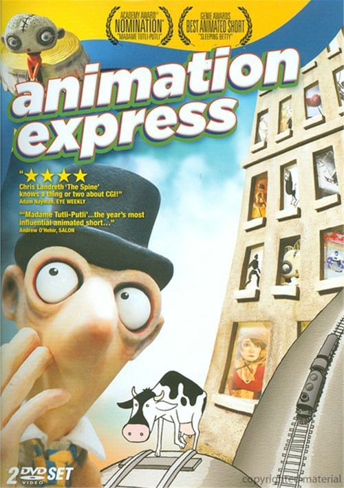 Animation Express Movie