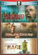 Severed: Forest Of The Dead / Shallow Ground / The Rage (Horror Triple Feature) Movie