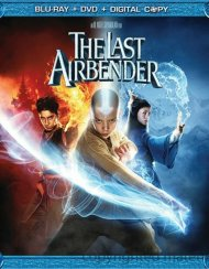 Last Airbender, The (Blu-ray + DVD + Digital Copy) Blu-ray
