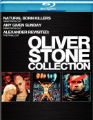 Oliver Stone Collection Blu-ray