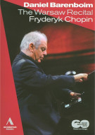 Daniel Barenboim: The Warshaw Recital Fryderyk Chopin Movie