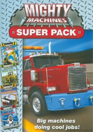 Mighty Machines: Super Pack Movie