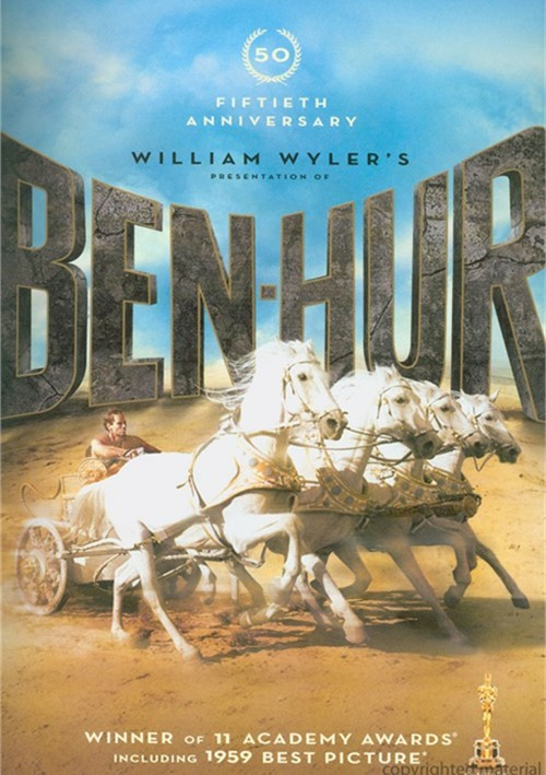 Ben-Hur: 50th Anniversary Edition Movie