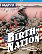 Birth Of A Nation, The: 3-Disc Special Edition (Blu-ray + DVD Combo) Blu-ray