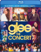 Glee: The Concert Movie Blu-ray