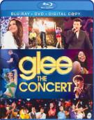 Glee: The Concert Movie Blu-ray