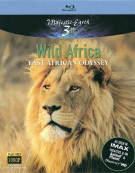 Wild Africa: East African Odyssey Blu-ray