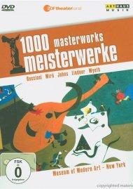 1000 Masterworks: Museum Of Modern Art - New York Movie