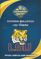 2011 SEC Championship Game: No. 1 LSU vs. No. 14 Georgia Movie