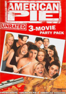 American Pie: Unrated 3-Movie Party Pack Movie