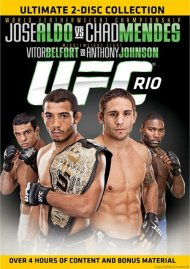 UFC 142: Aldo Vs. Mendes Movie