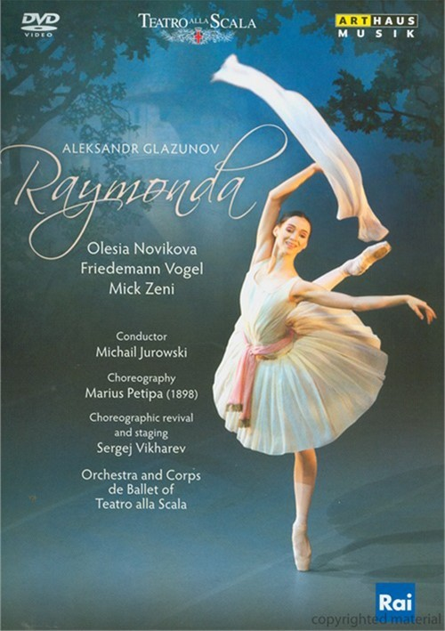 Aleksandr Glazunov: Raymonda Movie