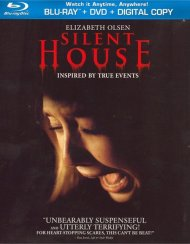 Silent House (Blu-ray + DVD + Digital Copy + UltraViolet) Blu-ray