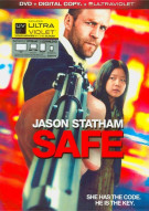 Safe (DVD + Digital Copy + UltraViolet) Movie