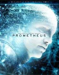 Prometheus (Blu-ray + DVD + Digital Copy) Blu-ray