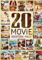 20 Film Western Pack Movie