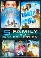 5 Film Family Sci-Fi Movie