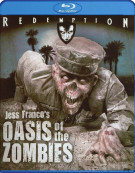 Oasis Of The Zombies: Remastered Edition Blu-ray
