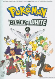 Pokemon: Black And White - Volume 4 Movie