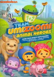 Team Umizoomi: Animal Heroes Movie