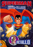 Superman Super-Villains: Metallo Movie